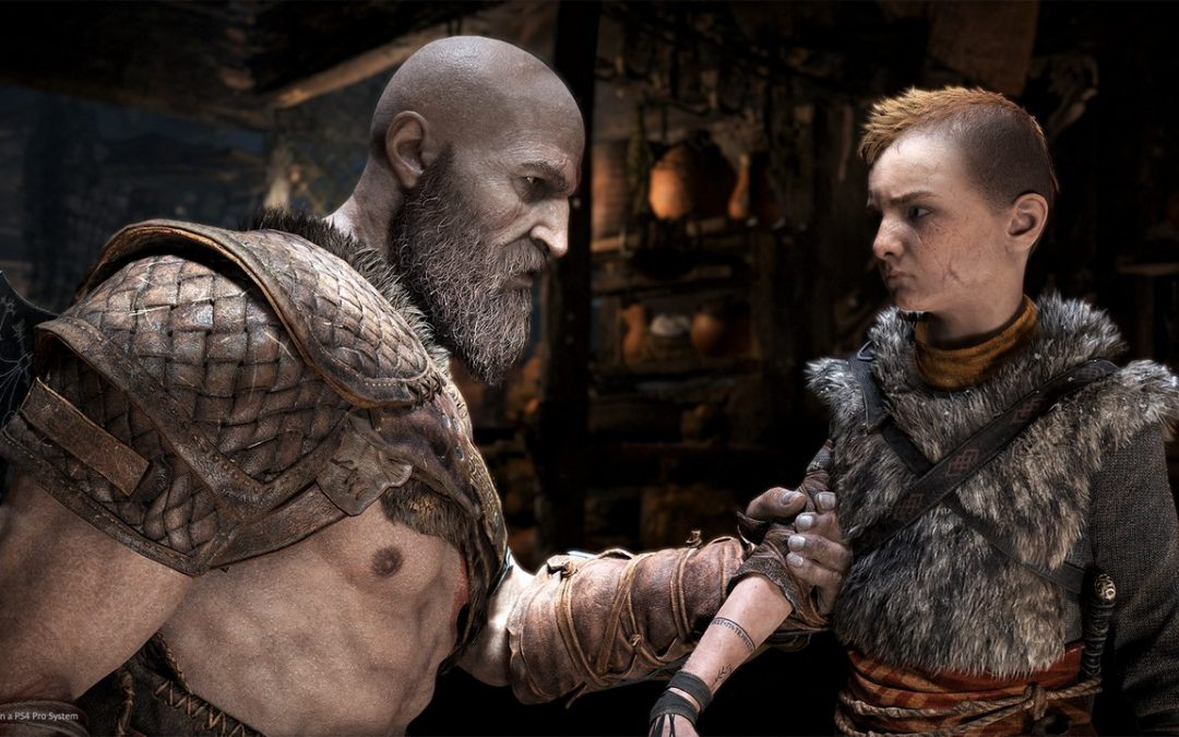 Winner List for 2018: God of War Breaks Record